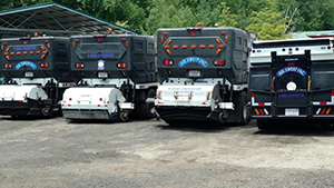 Official Power Sweeping Services - Springfield, Massachusetts